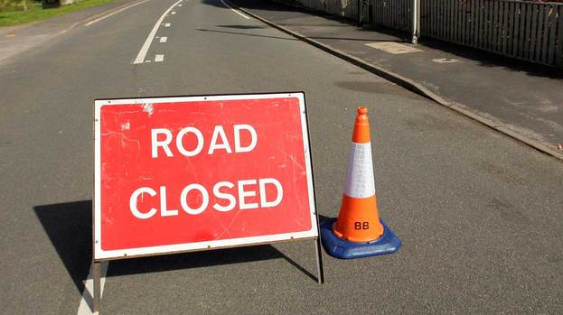 Nottingham and West Bridgford roadworks