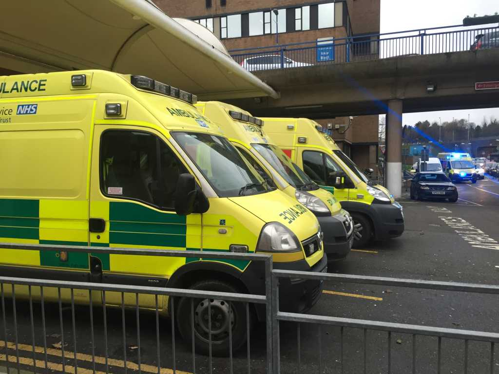 EMAS Merger Talks Could Create Worlds Largest Ambulance Service