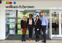 William H Brown West Bridgford