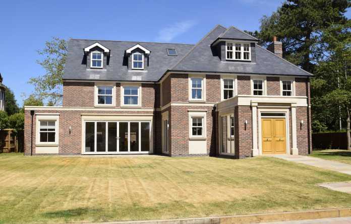 Elm House exterior 2
