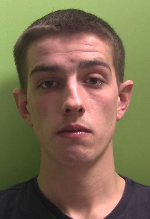 Jack Shepherd custody pic