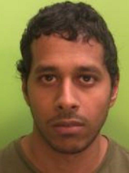 Fahim Patel custody pic