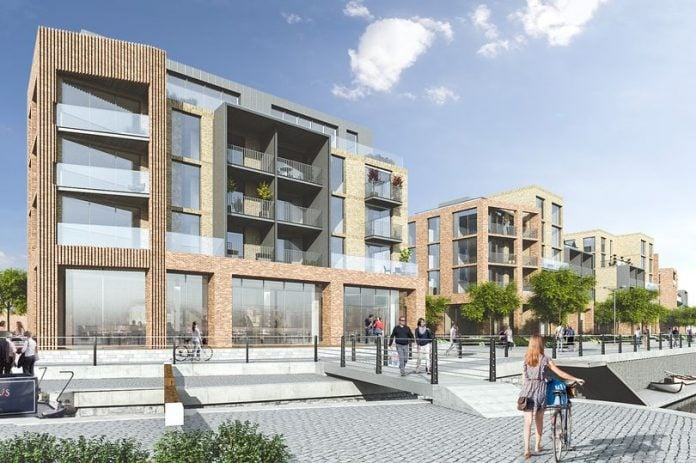 0 Proposed Meadow Lane Scheme Courtesy of BDP Architects