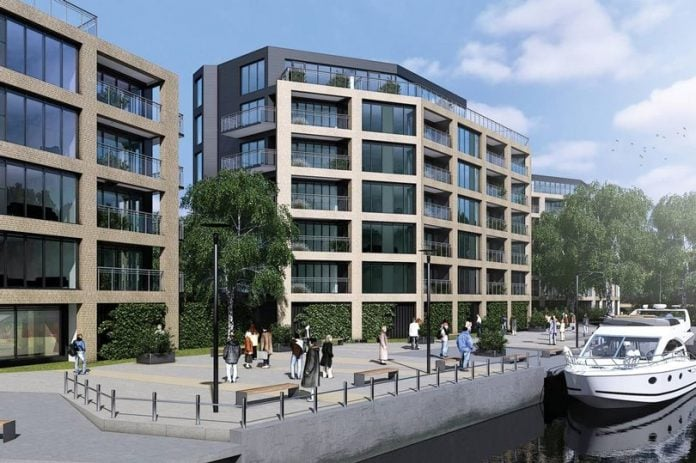 0 Proposed Park Yacht Club Scheme Courtesy of Franklin Ellis Architects