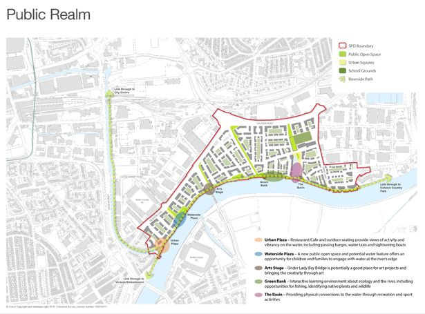 0 Waterside SPD Public Realm Plan