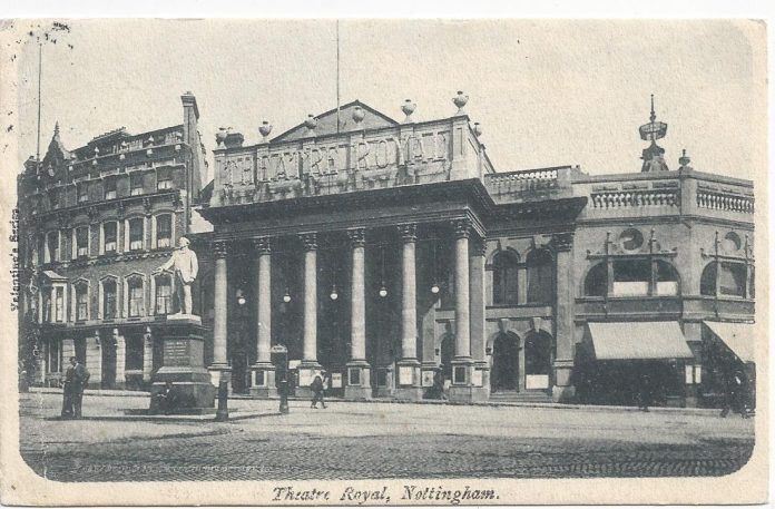 1903 Theatre Royal Front