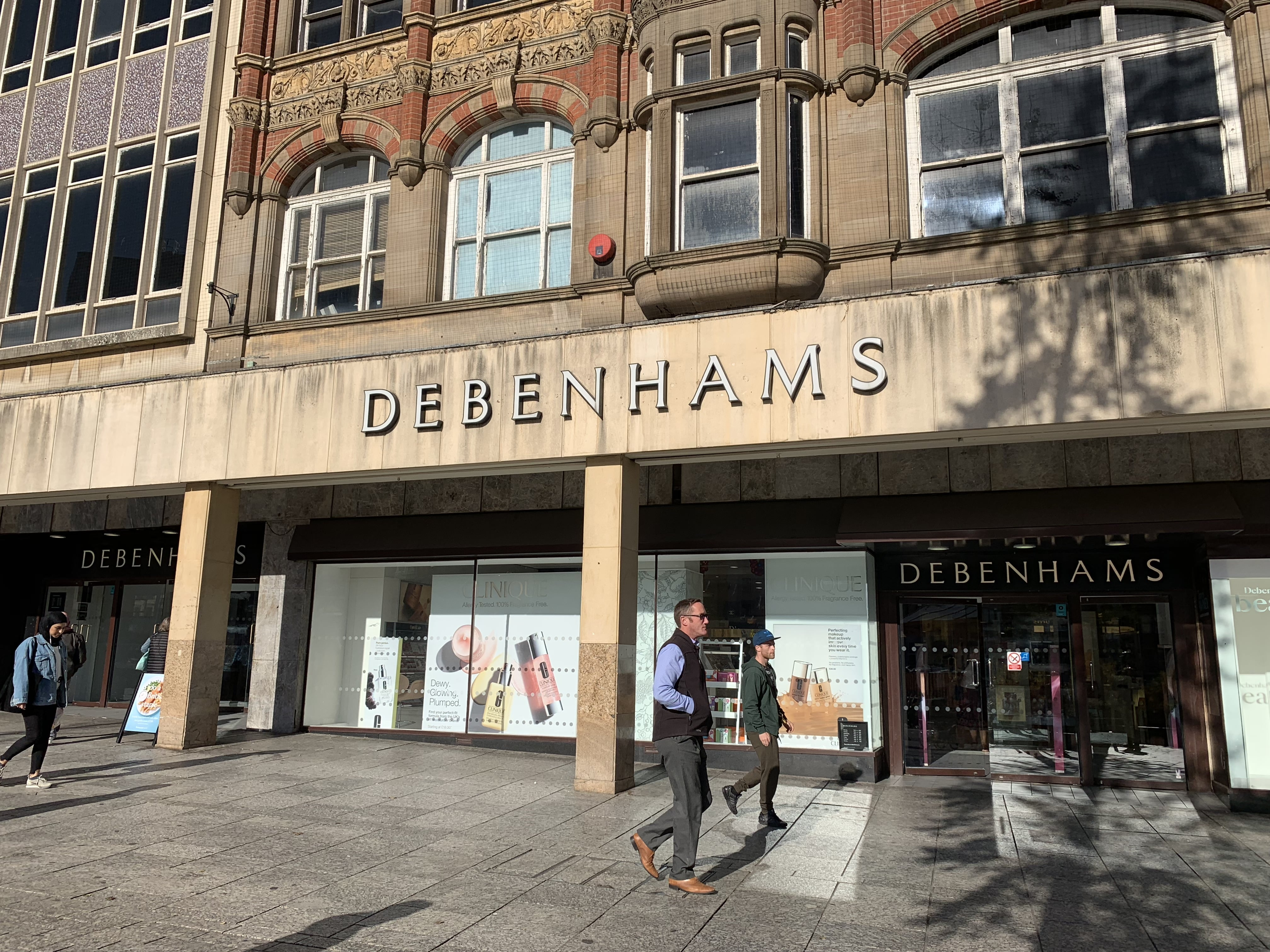 99954d3d19faa Debenhams to close up to 50 stores after biggest ever loss reported