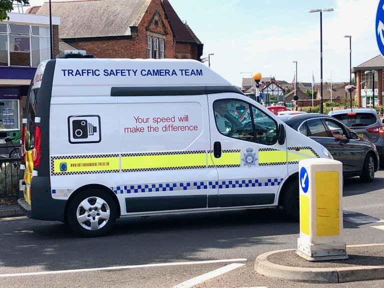 Here's where Nottinghamshire's mobile speed cameras will be this week w/c 20 January 2020