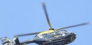 NPAS G-EMID helicopter © westbridgfordwire.com