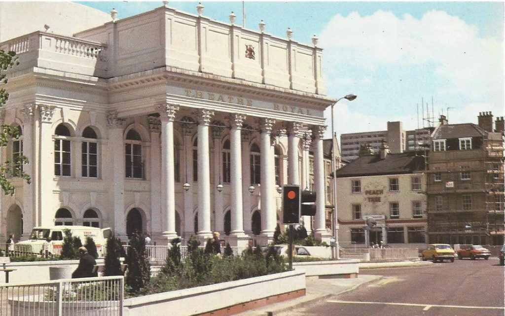 Theatre Royal late 70s or early 80s