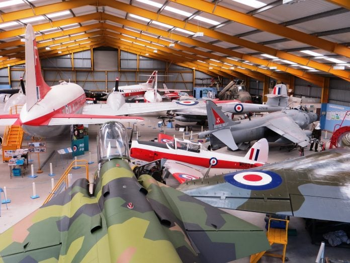 NAM Hangar 2 funded by the HLF