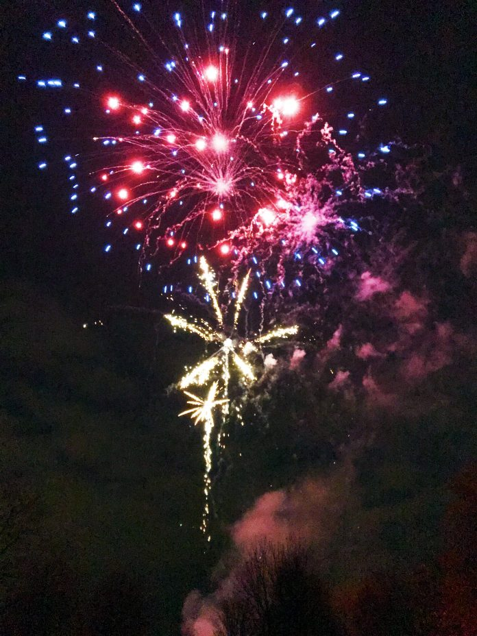 West Bridgford Christmas Lights Switch On will conclude with a spectacular fireworks display