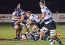 Murray McConnell v Doncaster Knights