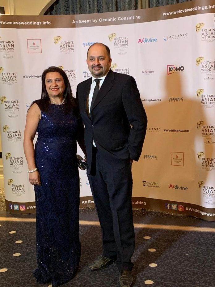2019 British Asian Wedding Awards 1