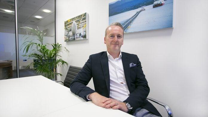 Ben Dorks CEO