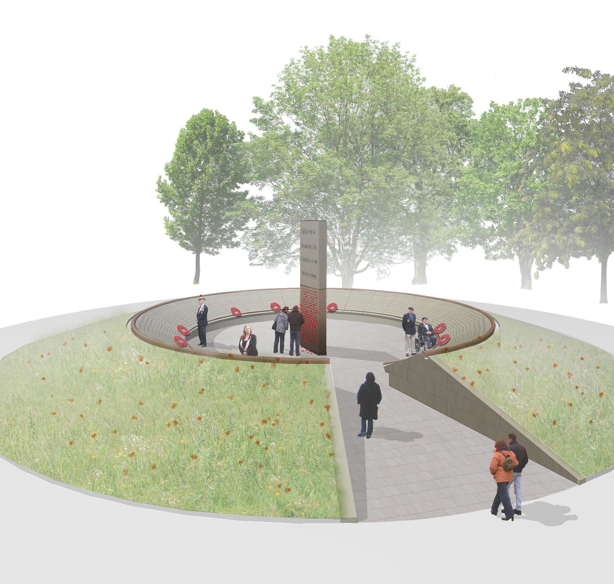 The names of all 13,482 Great War fallen from almost every part of Nottinghamshire will appear on the memorial, which will be built at the Victoria Embankment in Nottingham and is due to open this summer.