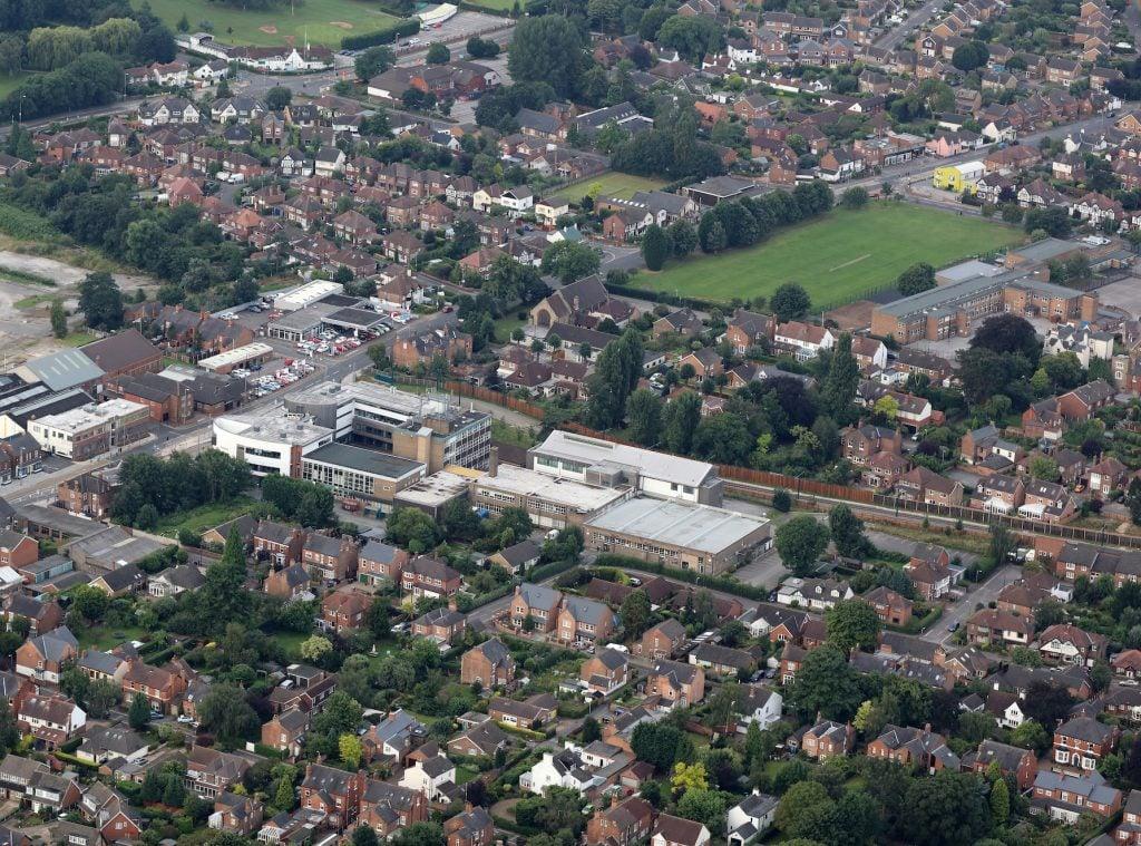 Nottingham College, Beeston - photo Robin Macey