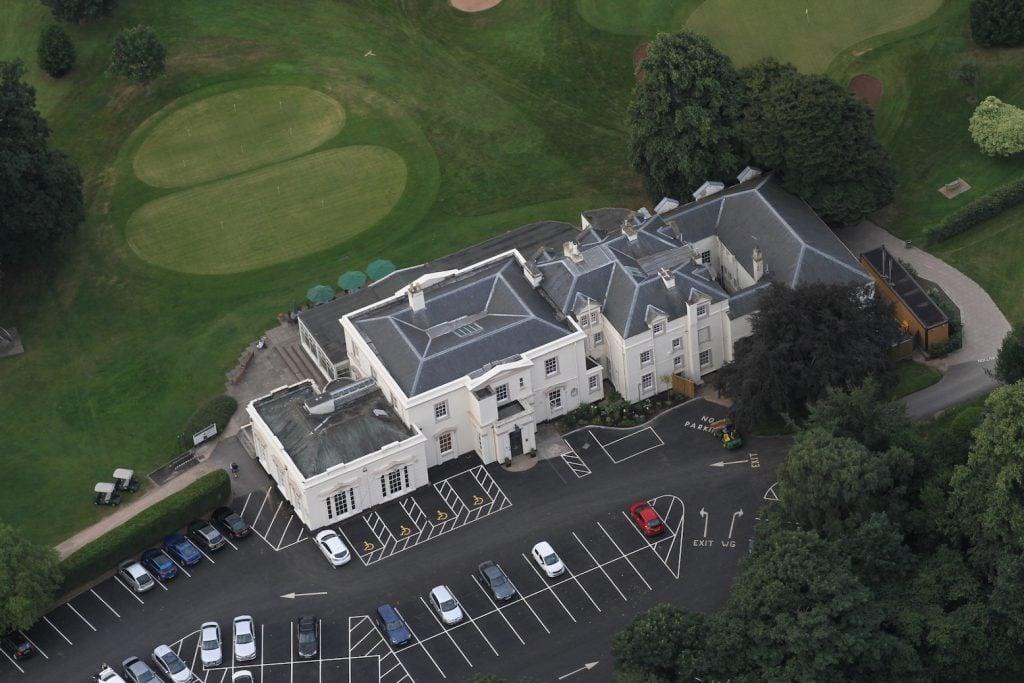Beeston Fields Golf Course - photo Robin Macey