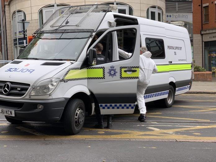 knife crime nottingham