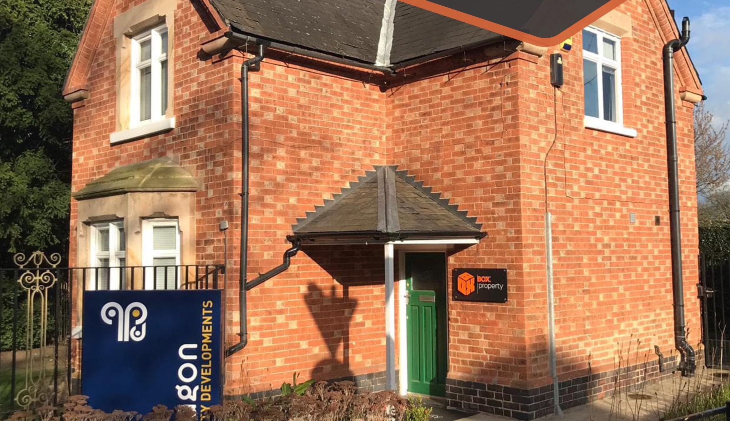 Park Lodge In West Bridgford For Sale As Office Space West