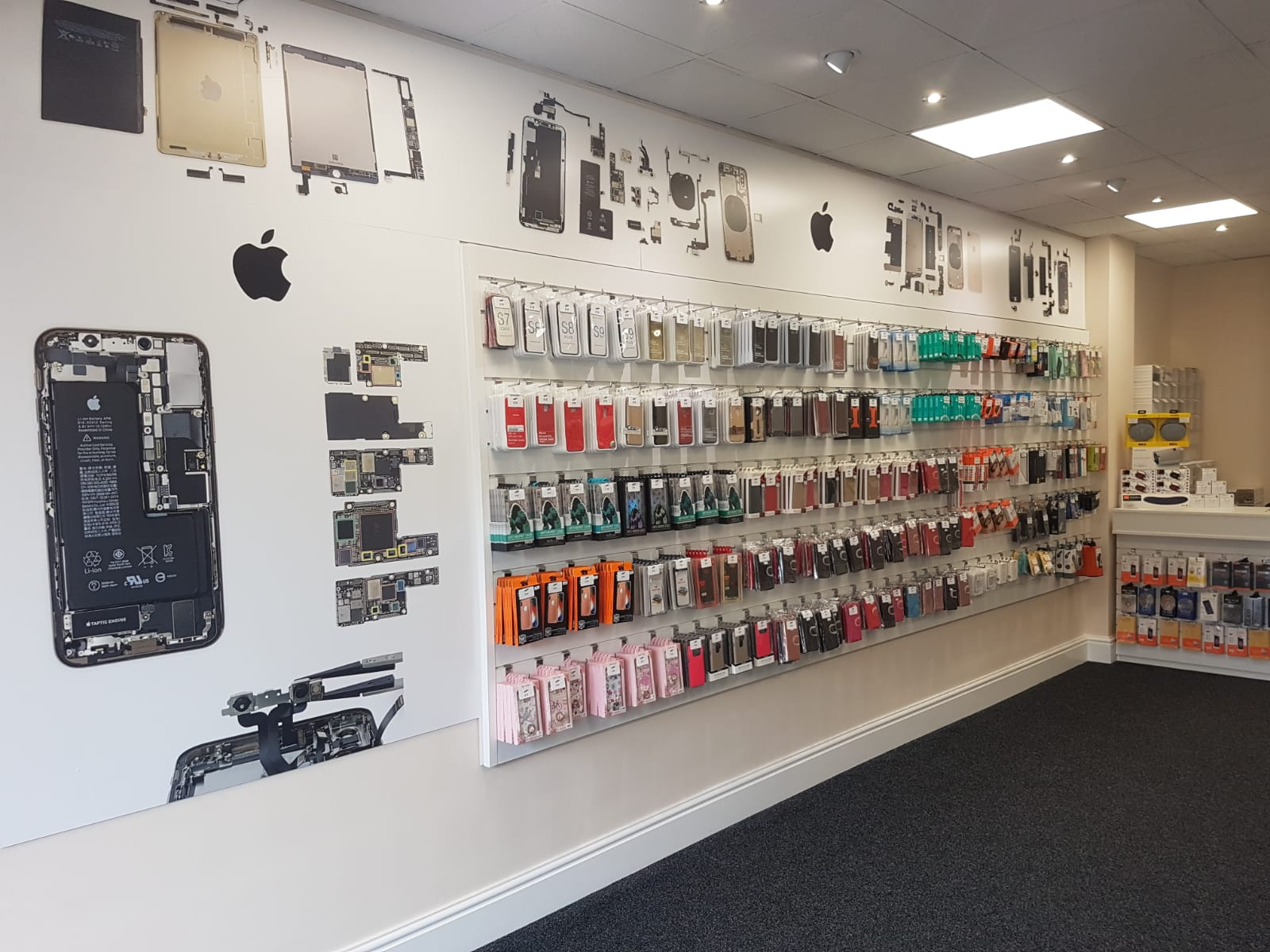 Mobile Lab device repair shop opens in West Bridgford • West