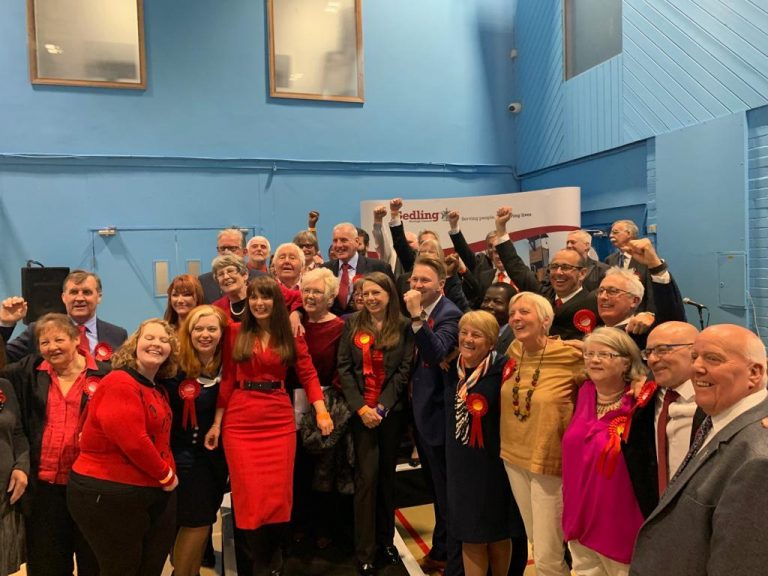 Labour increase majority in Gedling, as Conservatives suffer losses