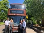 Bus named after award-winning Nottingham nurse