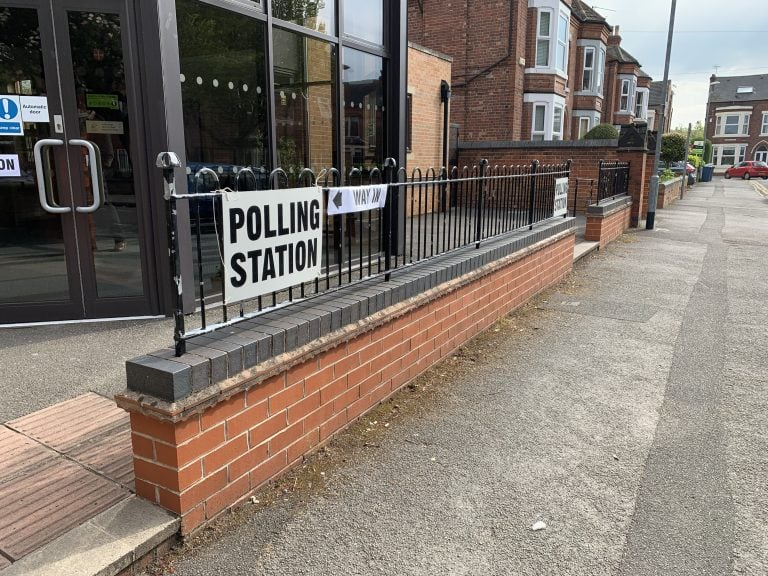 Mansfield District Council Local Election Results 2019