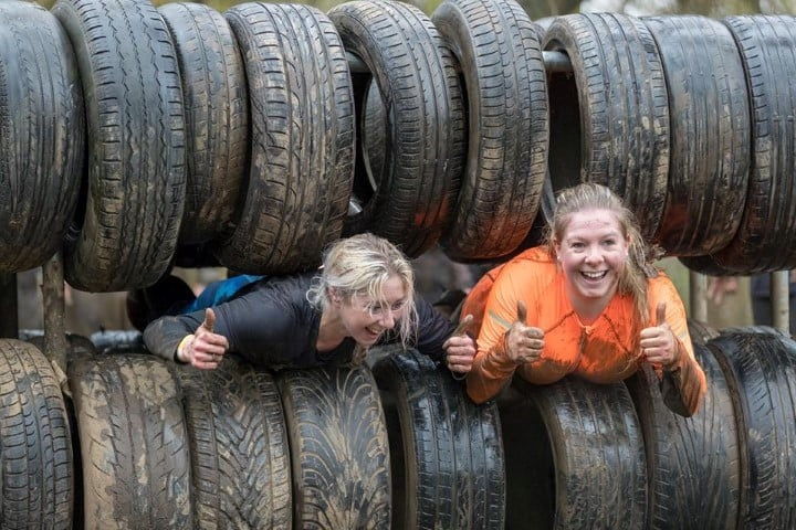 Warrior Assault family obstacle course returns to Holme Pierrepont