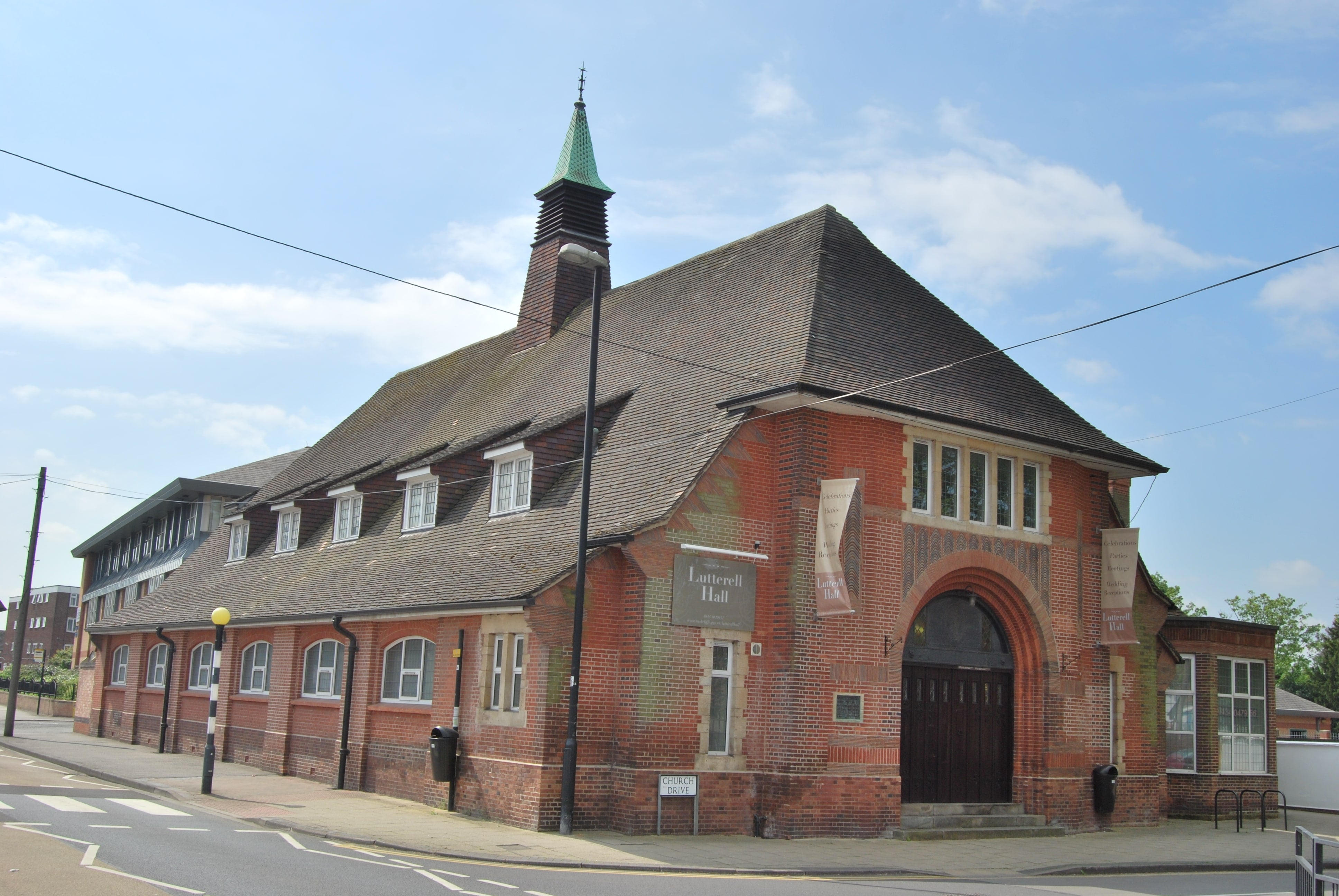Rushcliffe Borough Councils Cabinet will discuss the potential to market the Lutterell Hall site