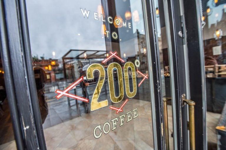 200 Degrees opens second Birmingham coffee shop