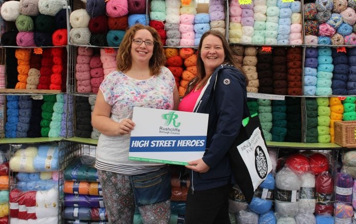 Bingham Market takes place at the Buttercross every Thursday morning