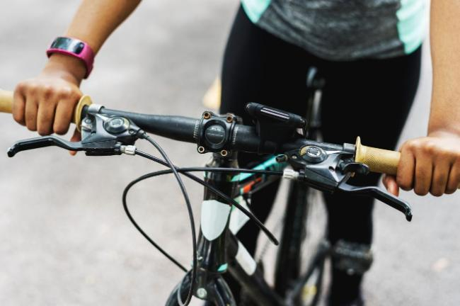 Get your bike securely marked at Rushcliffe Arena from 10am to 12pm on May 18