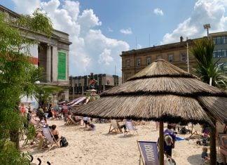 Nottingham Beach and Playa Day Club