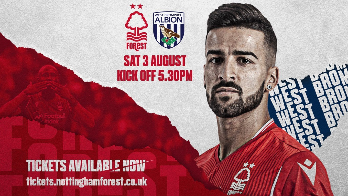 Nottingham Forest ticket update ahead of season's first game