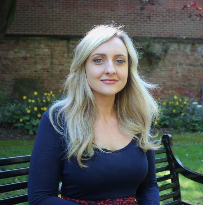 Lucy Budge joins Jennie Holland PR 1