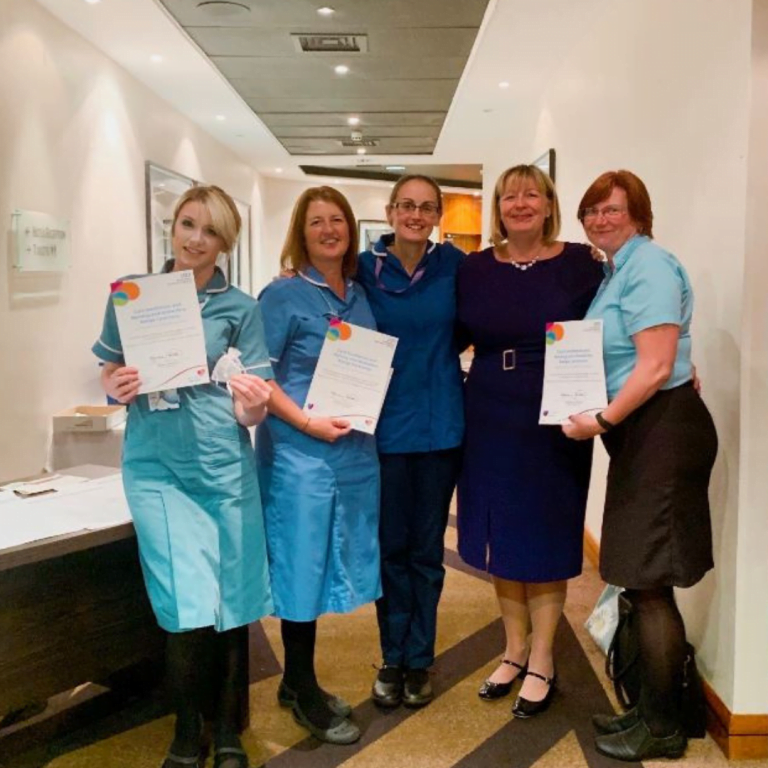 NUH Staffs' Care Excellence celebrated
