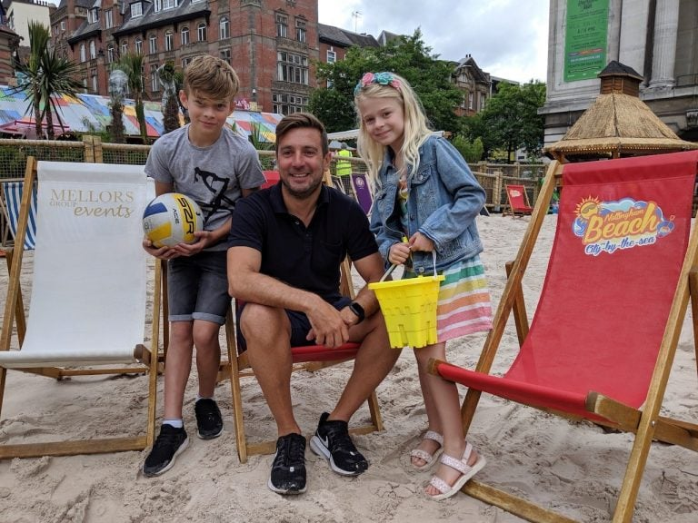 Pictures: Nottingham Beach and Playa Day Club opens