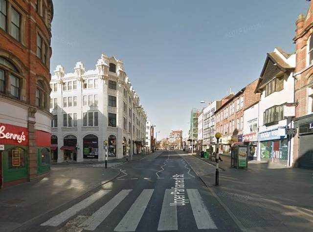 Appeal after serious assault in city centre