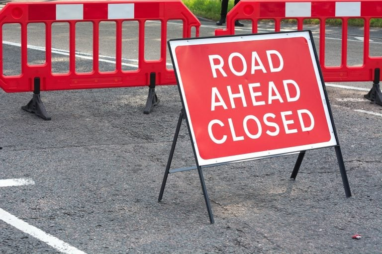 Selby Road: Closure for two weeks for sewer pipe repairs