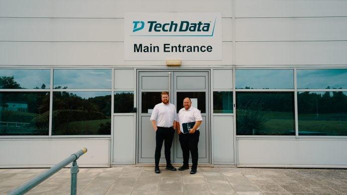 tech data welcome