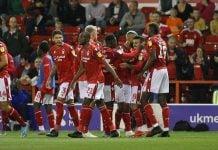 Nottingham Forest 1 - 0 Fleetwood Town
