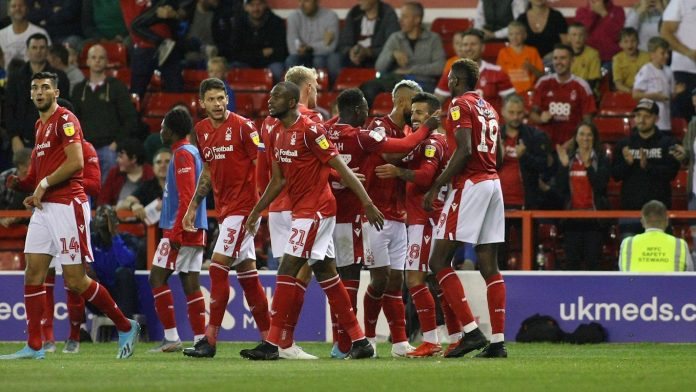Nottingham Forest 1 - 0 Fleetwood Town
