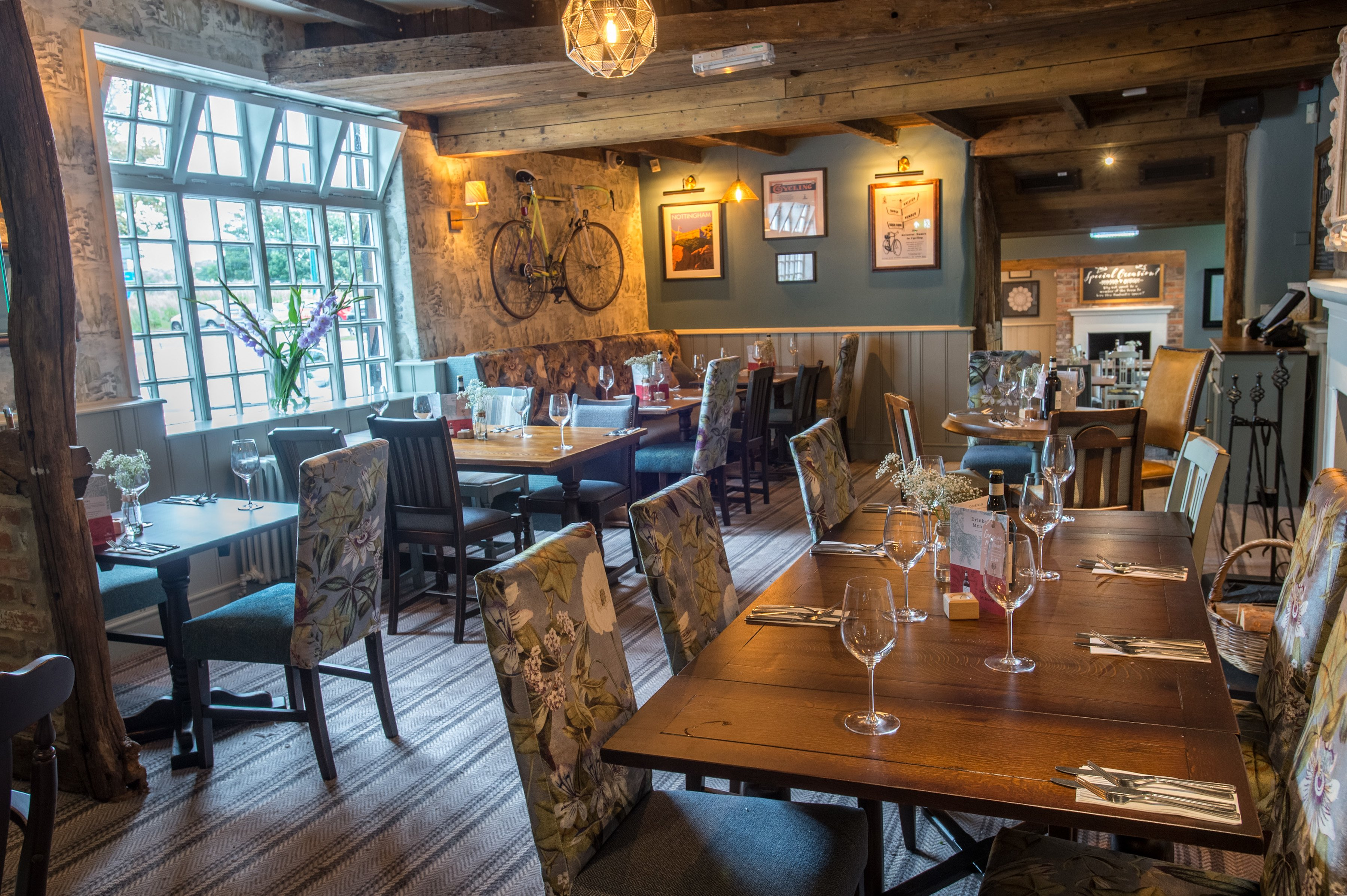 The Ferry Inn reopens following a six figure refurbishment 2