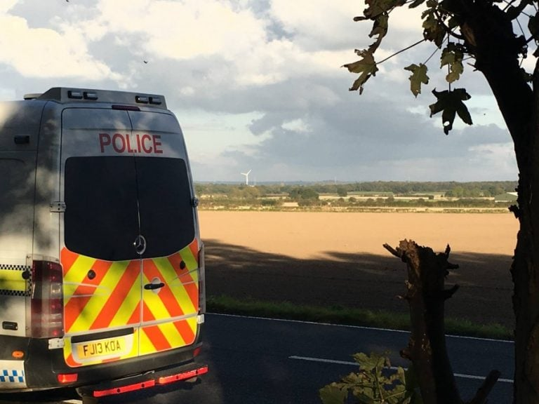 Arrest after community tip-off leads to search of Rushcliffe site and stolen goods discovery