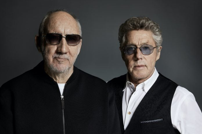 The Who tour dates