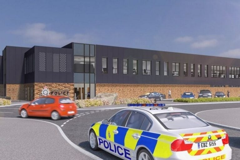 New £17 million police custody suite to be built in Nottingham