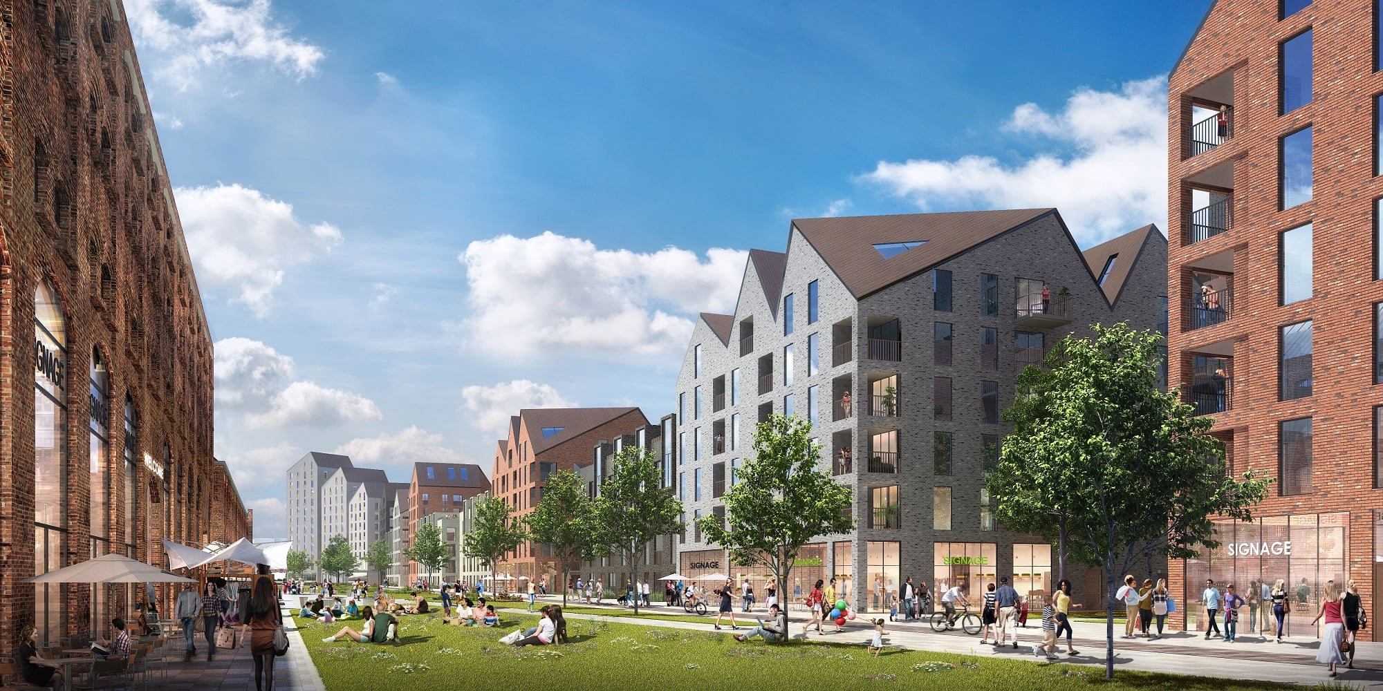 Conygar has said that it is planning on submitting a detailed planning application for its Nottingham site in the next few months