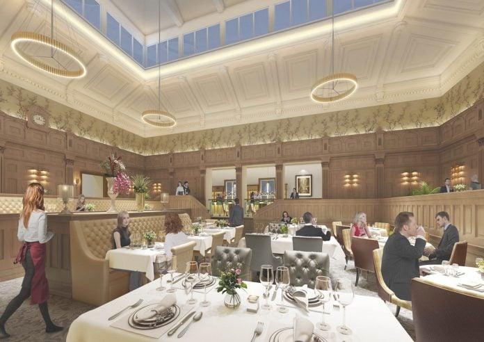 Ascena Guildhall restaurant