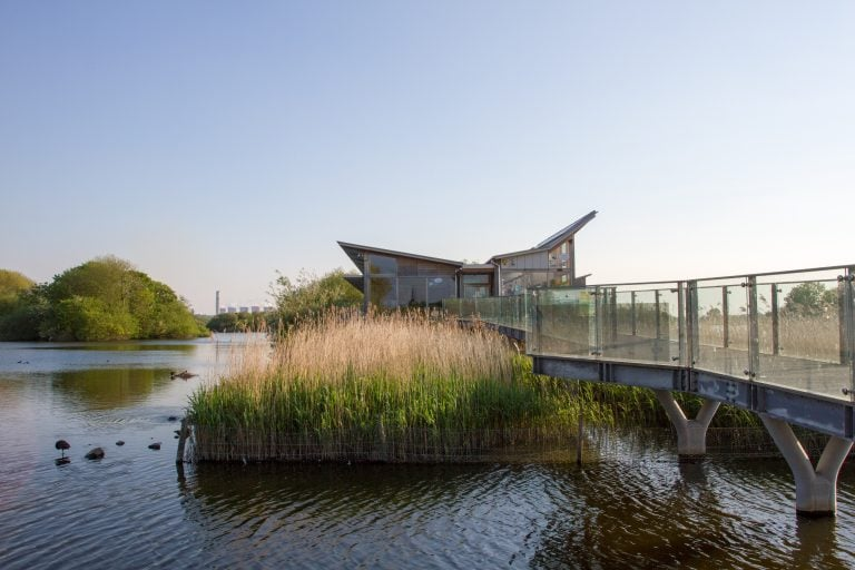 Attenborough Nature Reserve reopens cafe as takeaway only